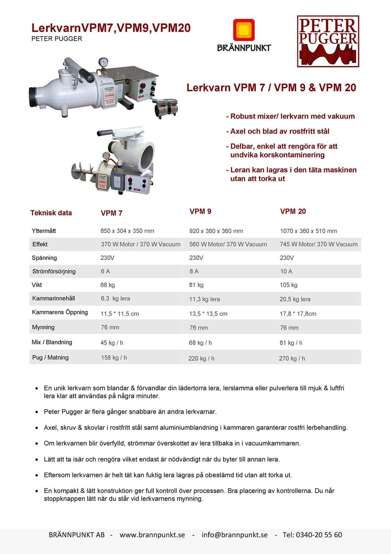 Peter Pugger Lerkvarn VPM7_VPM9_VPM20_SV